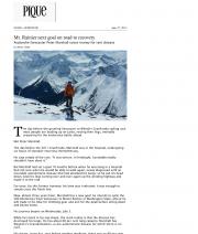 Pique News Magazine